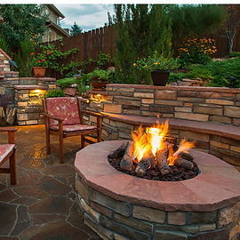 outdoor fire pits Cedar Park
