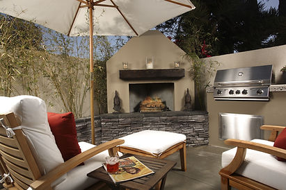 outdoor kitchens Round Rock TX