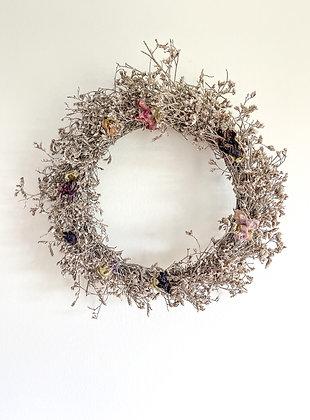 Dried Floral Wreath