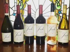 Josh Cellars Wine Selection