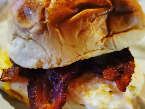Bacon, Egg, and Cheese Sandwich