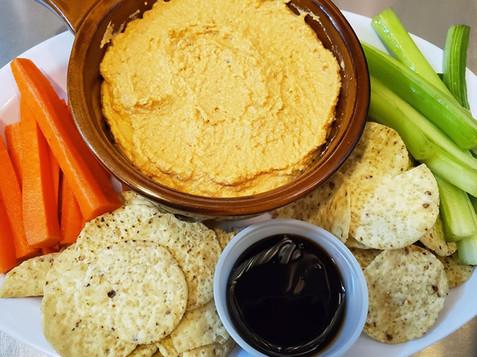 Hummus Appetizer