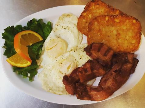 Brunch Breakfast Platter