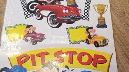 Monkey Mischief Racing to Success