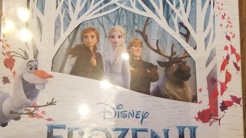 DISNEY Frozen II Monopoly