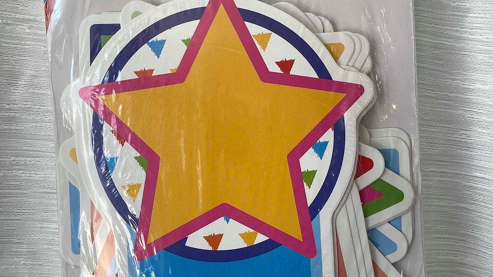 SuperStars Cutouts