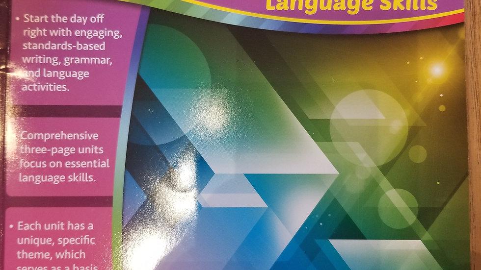 Grade 6 Writing and Language Skills