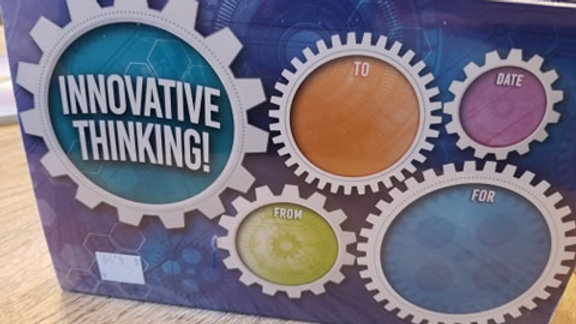 Innovative Thinking Awards