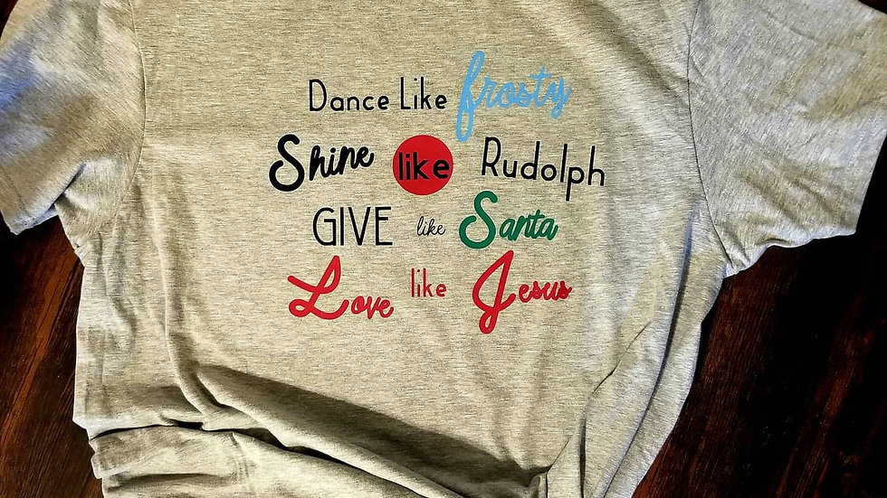 Dance Like Frosty Tee