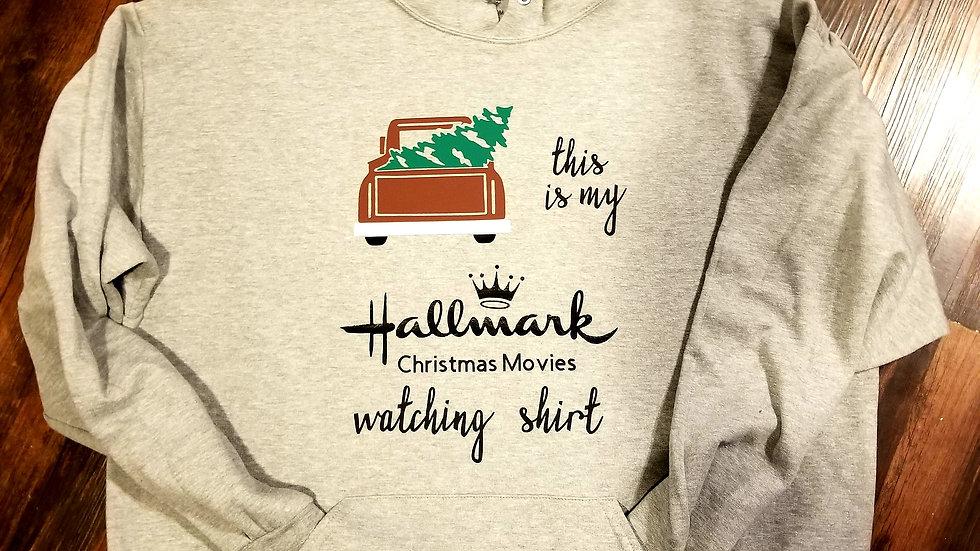Hallmark movie hoodie
