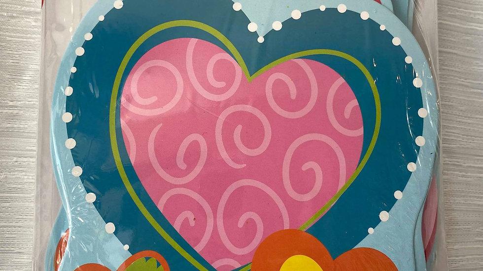 Hearts Cutouts