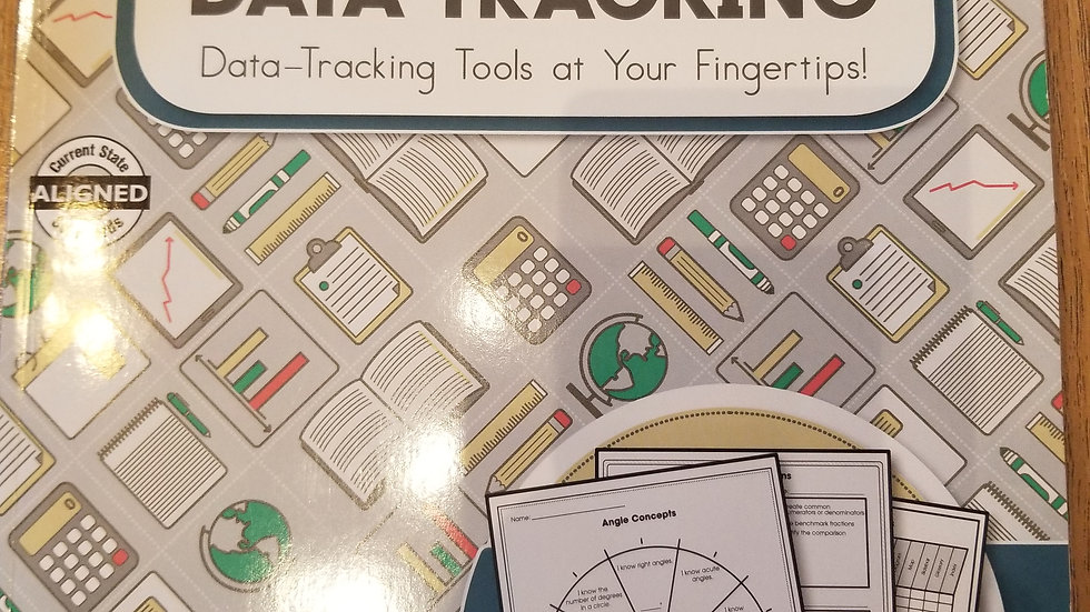 Classroom Data Tracking Grade 4