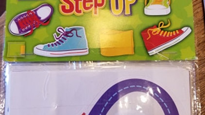 Step In The Right Direction (20 Pieces)