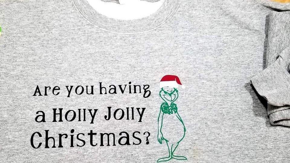 Grinch Christmas Crew