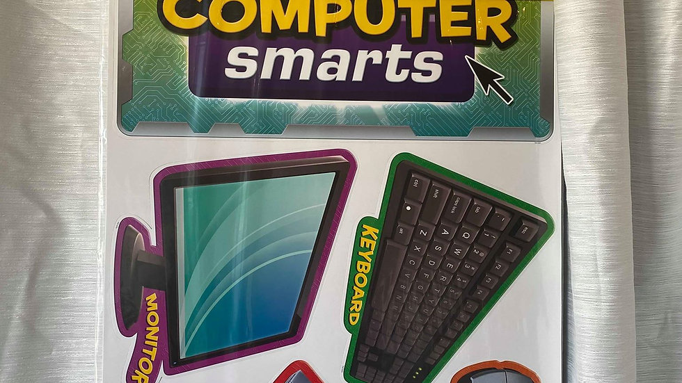 Computer Smarts Bulletin Board Set