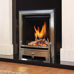 The Passion Gas Fire with Ultimo Front