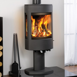 The Dovre Astroline 3CB Stove with Pedestal.