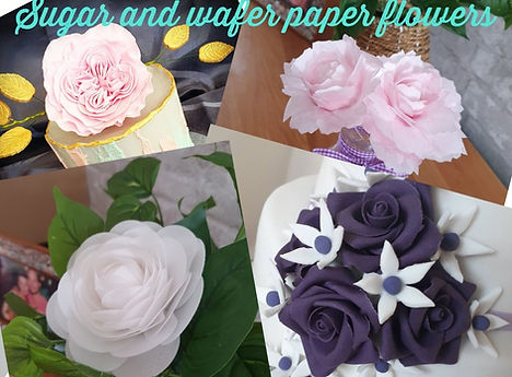 sugar flowers Peterborough