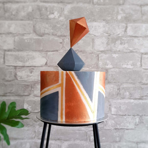 Modern cakes Lincolnshire
