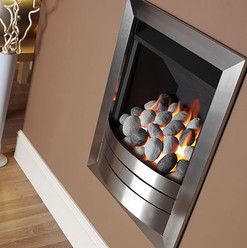 The Vantage 4 Sided Gas Fire
