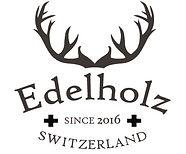 Edelholz Switzerland Logo - Sonnenbrille