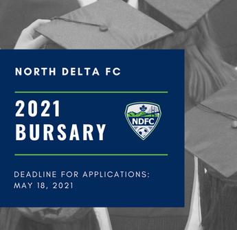 Bursary - Accepting Applications
