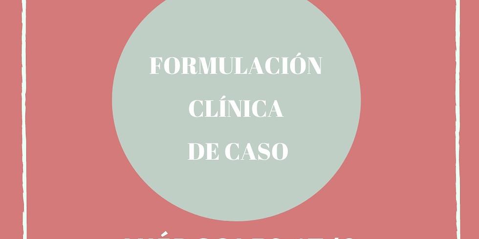 """Encuentro Gratuito """"Formulación Clínica de Caso"""""""