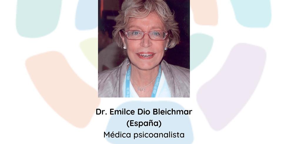 "Clase Gratuita Emilce Bleichmar: ""La modularidad del psiquismo"""