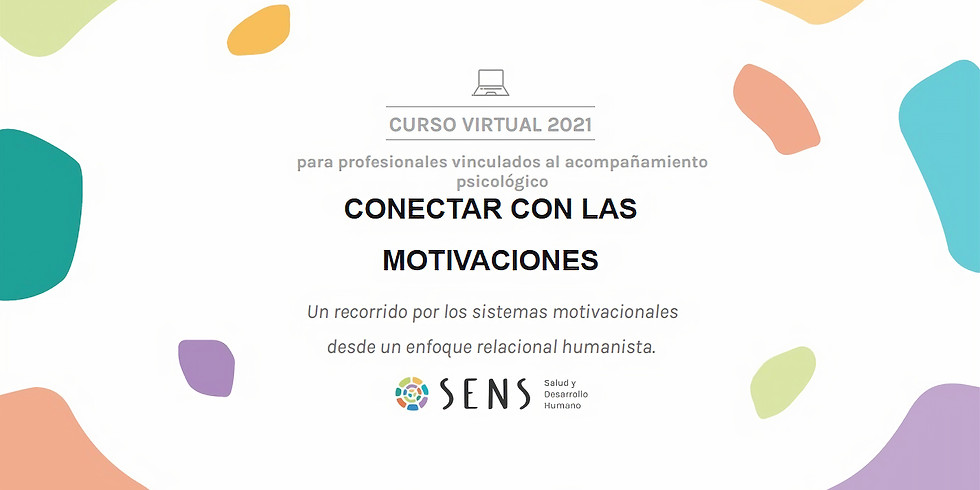 """Curso """"Conectar con las motivaciones"""" - Formación para profesionales"""