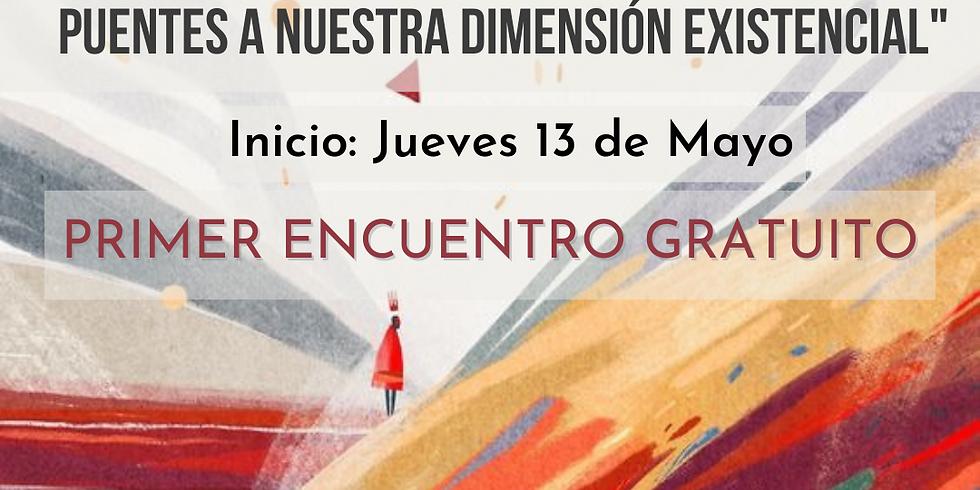 """Primer encuentro gratuito curso """"Los cuentos ilustrados, puentes a nuestra dimensión existencial"""""""