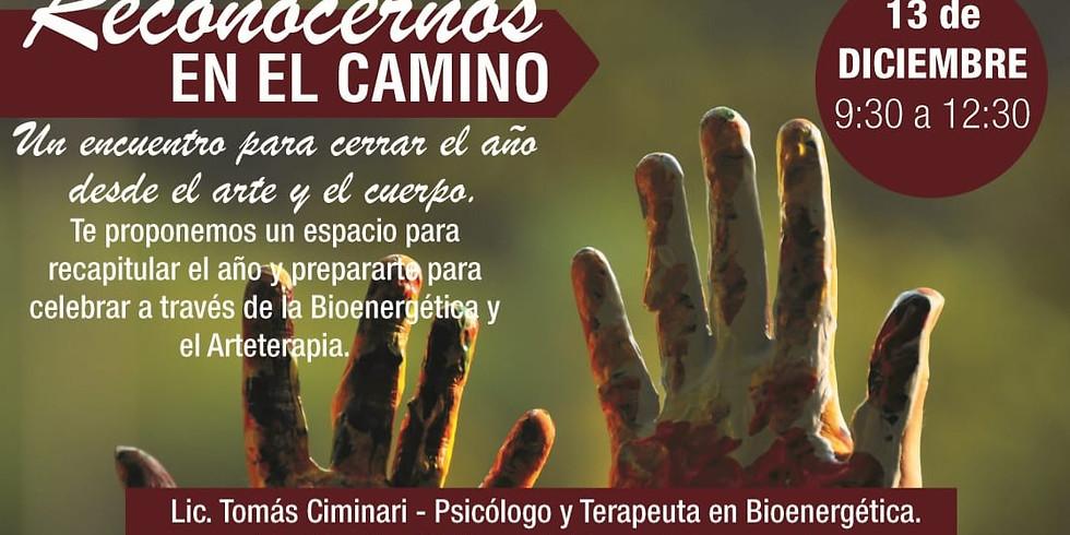 """Taller de bioenergética y arte """"Reconocernos en el camino"""" - San Miguel"""