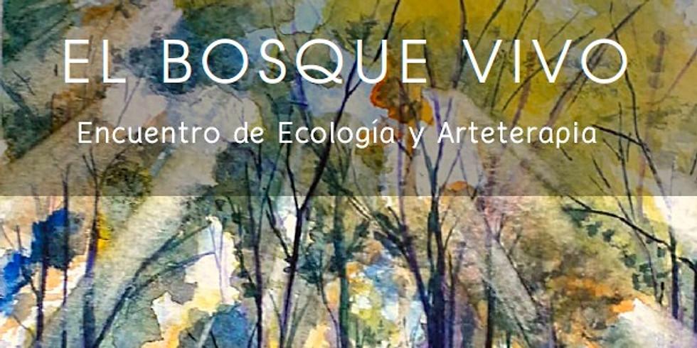 """Encuentro Gratuito de Ecología y Arteterapia - """"El bosque vivo"""""""