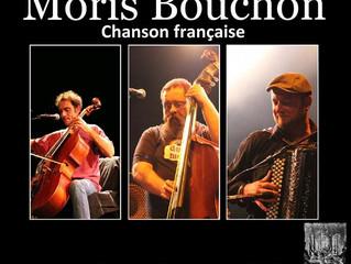 Moris Bouchon au Moulin de la Tiretaine le vendredi 19 octobre 2018