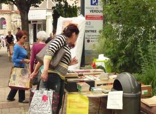 «Un livre pour la rentrée» avec l'Association Cham ID