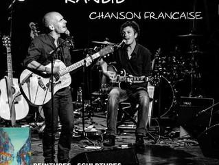 KANDID en concert vendredi 17 mars 2017 au Moulin