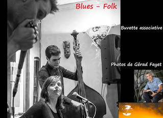 SOPHIE AND THE STONES en concert vendredi 7 avril 2017 au Moulin