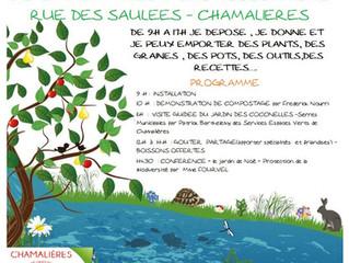 BOURSE D'ECHANGESGRATUITE le SAMEDI 13 Mai