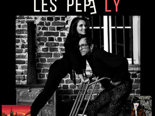 PEPE LY au Moulin de la Tiretaine le vendredi 5 avril 2019
