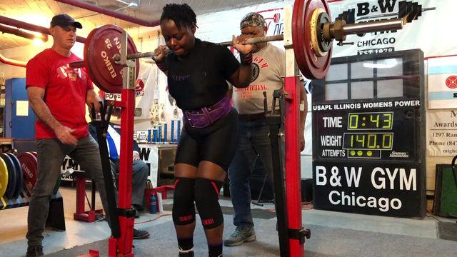Athlete Spotlight: Jamillia
