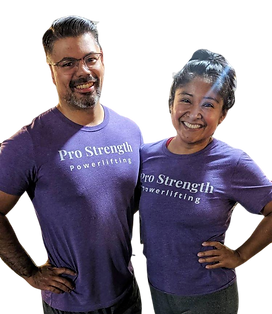 Pro Strength Coaches Aleli & David