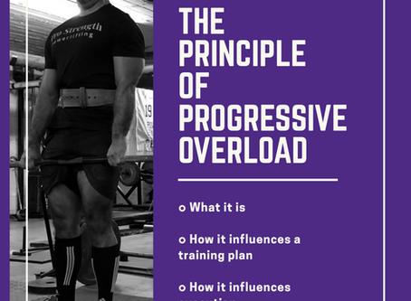 The Principle of Progressive Overload