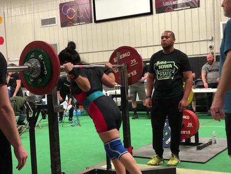 Athlete/Coach Spotlight: Aleli