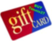 Tennis27 gift card