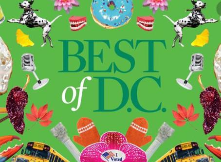 BEST OF DC 2020 in Glover Park