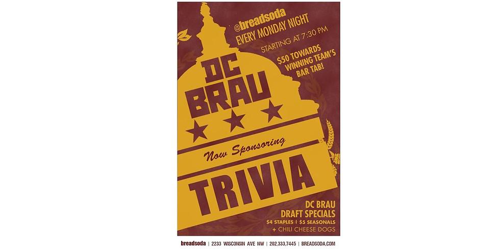 Breadsoda Trivia Night
