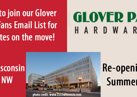 Glover Park Hardware Store to Re-Open