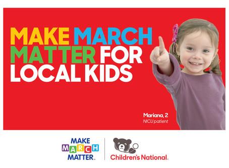 Children's National Hospital Needs Glover Park Support