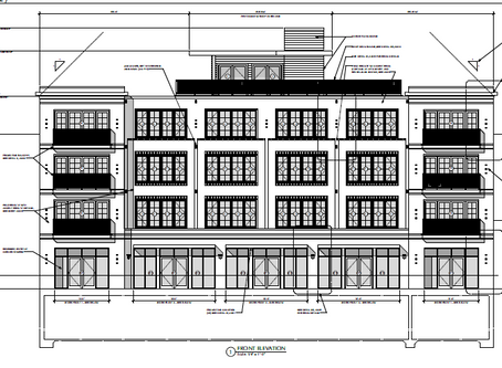 Coba Submits Building Plans
