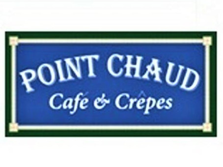 Point Chaud Café and Crepes to Replace Starbucks