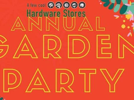 Glover Park Hardware Garden Party